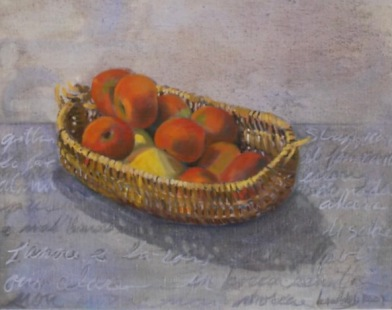 Le mele sui proverbi 40x50 cm