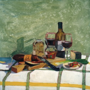 spuntino Rosso, Private collection, USA