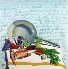 Triglie, Private collection, PAris