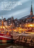 Paris Art Web - Events - Honfleur - La Nuit Des Artistes 2016