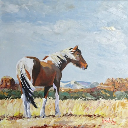 50x50Love is a Pinto Pony