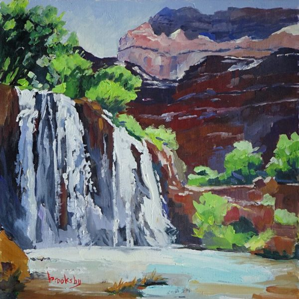 Little Falls, private collection, USA