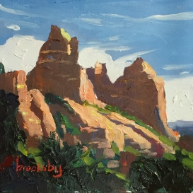 Sedona Shadows, private collection, USA