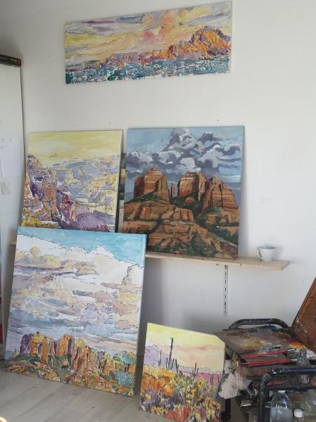 paintingsofsedonabyangiebrooksby