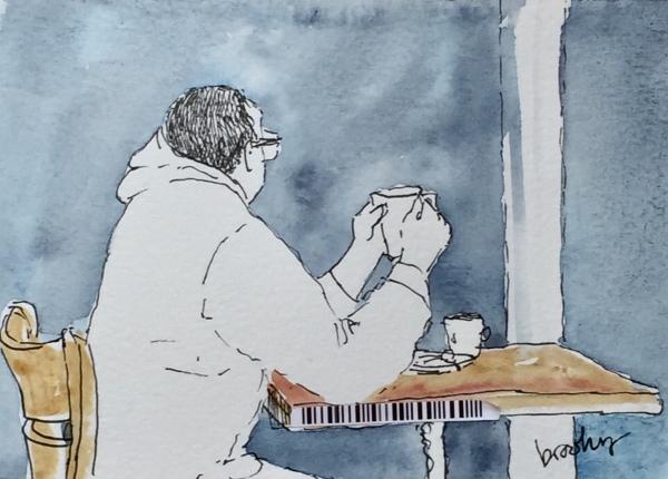 1743 Cafe La Marquise