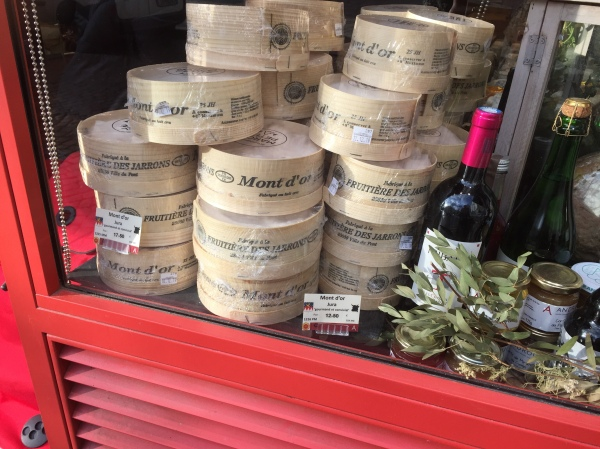 french cheese from ANDROUET