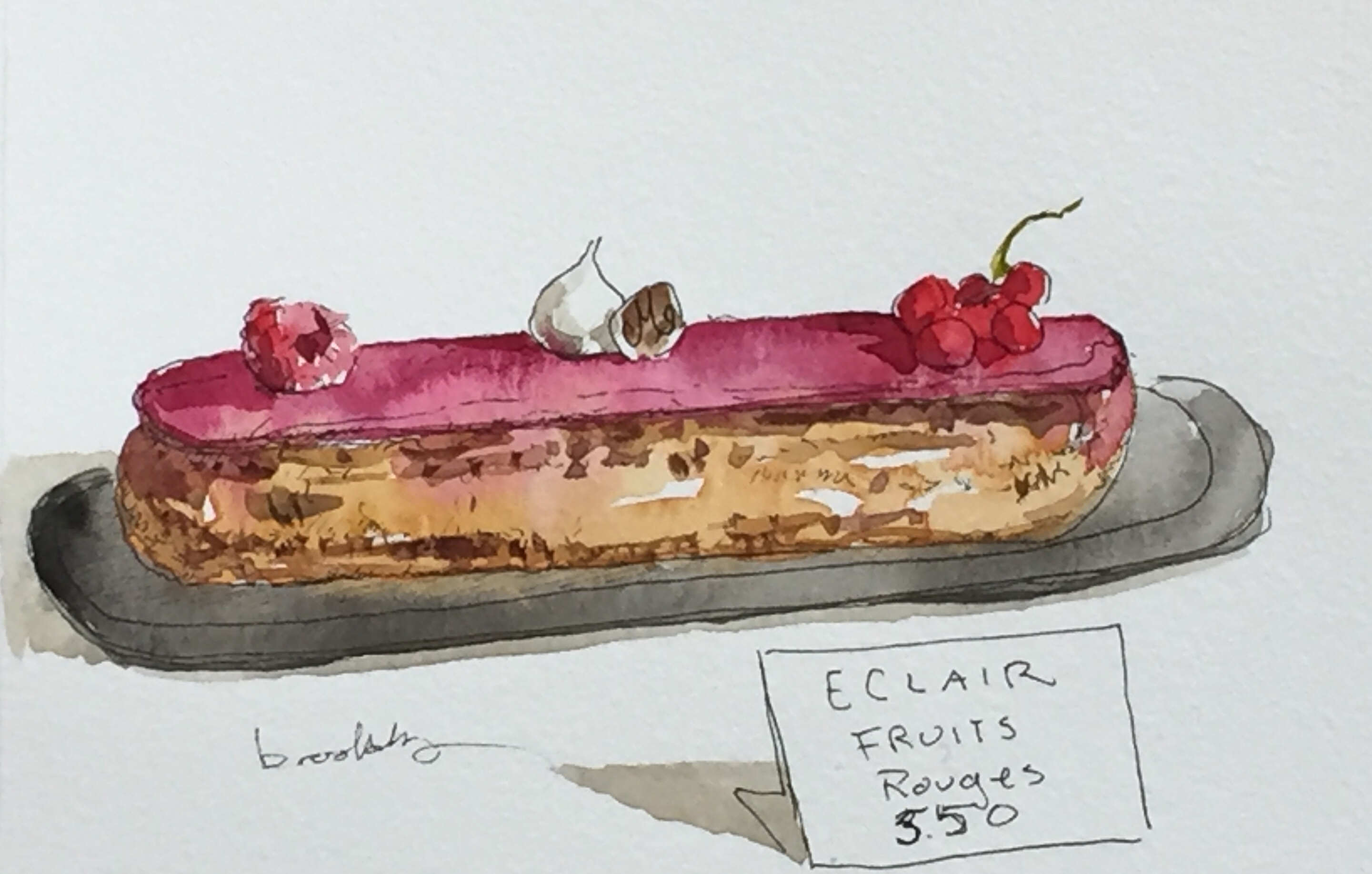 7520 eclair fruits rouges de marius